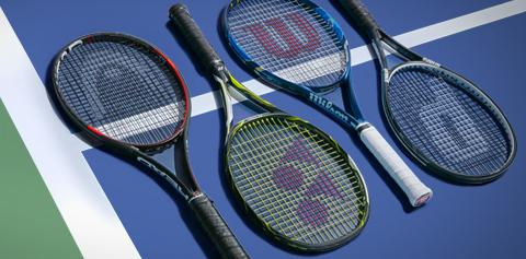 tenisove rakety opava